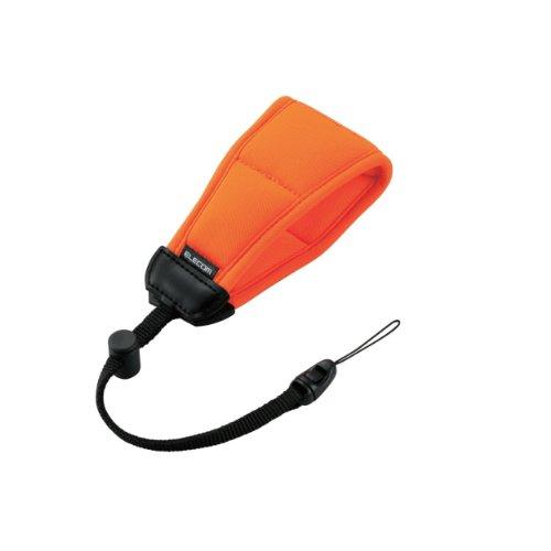 ELECOM フローティングストラップ DGS-011シリーズ オレンジ DGS-011DR