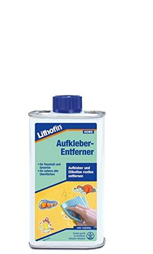 Lithofin Aufkleberentferner - 250 ml
