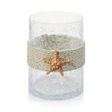 Yankee Candle Starfish Crackle Medium Jar Candle Holder