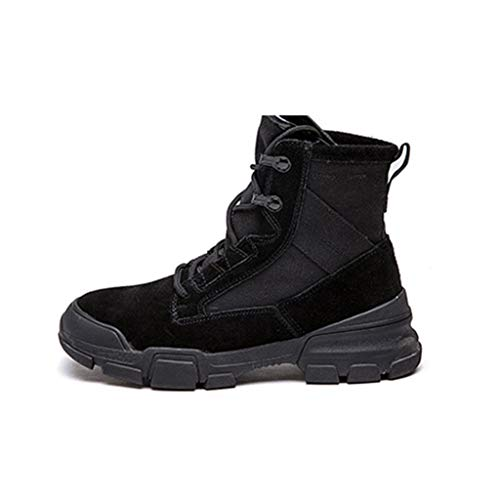 YU-S Bosbouw Beschermend Schoeisel Militaire Laarzen Outdoor Wandelen Heren Schoenen Ademend Antislip Wandelen Tactische Gereedschap Sportschoenen