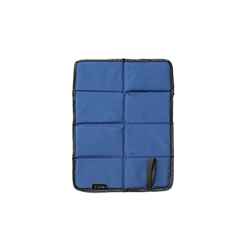 Sitzmatte, Befitery Sitzkissen Sitzmatte Sitzunterlage Outdoor Faltbares Thermo Garten Camping |Wasserdicht &Feuchtigkeitsbeständig (Blau)