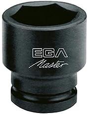 """Egamaster - Llave vaso impacto 1""""-36mm"""