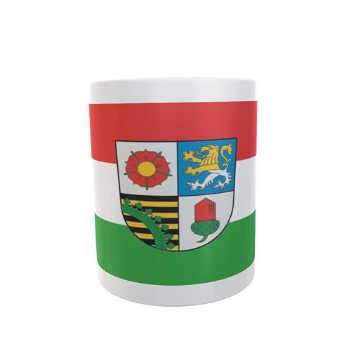 U24 Tasse Kaffeebecher Mug Cup Flagge Landkreis Altenburger Land