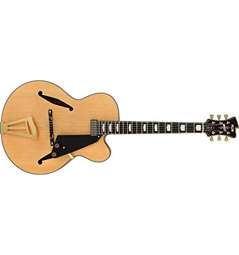 FGN Masterfield Jazz Natural - Guitarra semiacústica