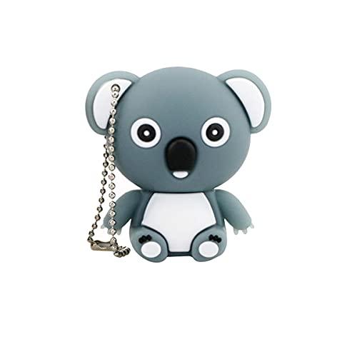 Pendrive Animal Grey Koala Cartoon USB Drive 32 GB di memoria flash USB Stick Disco Pendrives Pen Drive