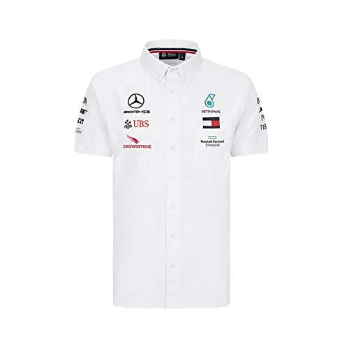 Official Formula One - Mercedes-AMG Petronas Motorsport 2020 - Team Hemd - Size:M