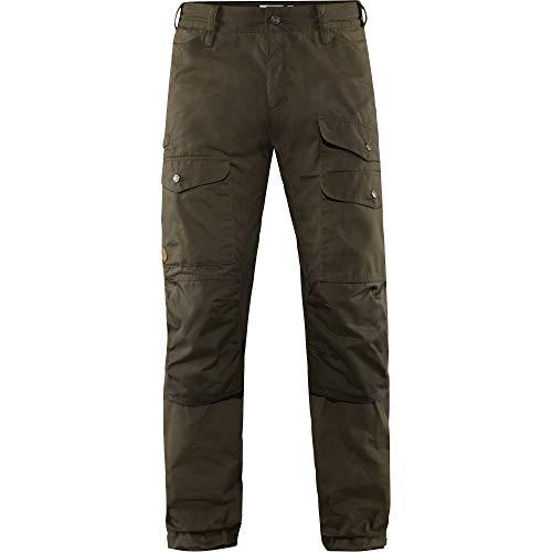 Fjallraven Herren Sport Trousers Vidda Pro Ventilated TRS M Reg, Dark Olive, 50, 81160R