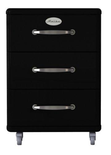 Tenzo TV-Einheit, 60 x 41 x 46 cm, schwarz
