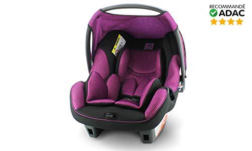 Safety Baby Autositz Babyschale Beone Gruppe 0+ (0 – 13 kg) – Violett