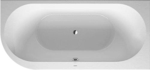 Duravit Badewanne Darling New 1900x900mm, Ecke rechts, mit Acrylverkleidung, weiss, 700247000000000