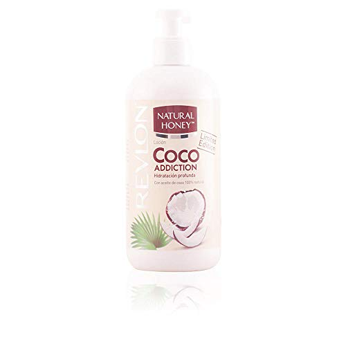 Natural Honey Coco Addiction Loción Corporal - 400 ml