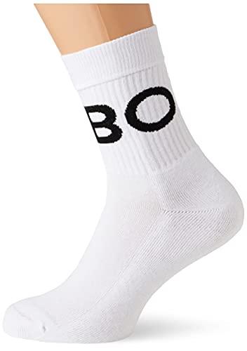 Björn Borg Unisex BB BORG STRIPE ANKLE SOCK, Brilliant White, 36-40