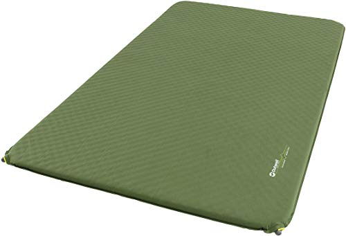 Outwell Unisex Traumfänger-Schlafmatte, selbstaufblasend, Mehrfarbig, Doppelbett, 5 cm