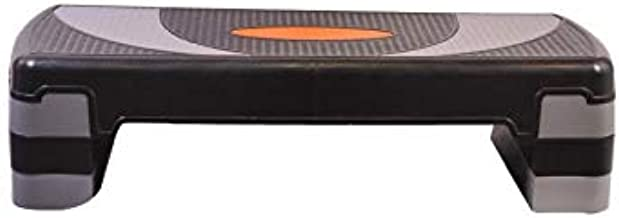 Pro Hanson Fitness Aerobic Step - Black-Grey, 120 Kg