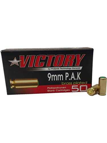 Victory Colpi A Salve Cal. 9 mm