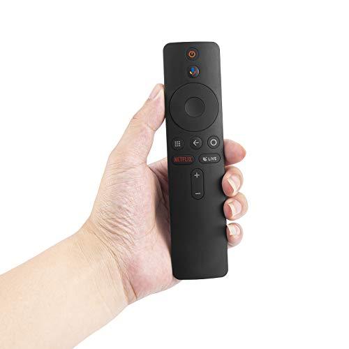 Reemplazo del Control Remoto por Voz Bluetooth FAMKIT para Xiaomi Mi Box S TV (confirme si su Dispositivo admite la función de Control Remoto por Voz Bluetooth)