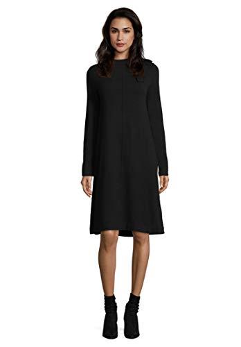 Betty Barclay Damen 6636/0428 Kleid, Schwarz (Black 9045), (Herstellergröße: 42)