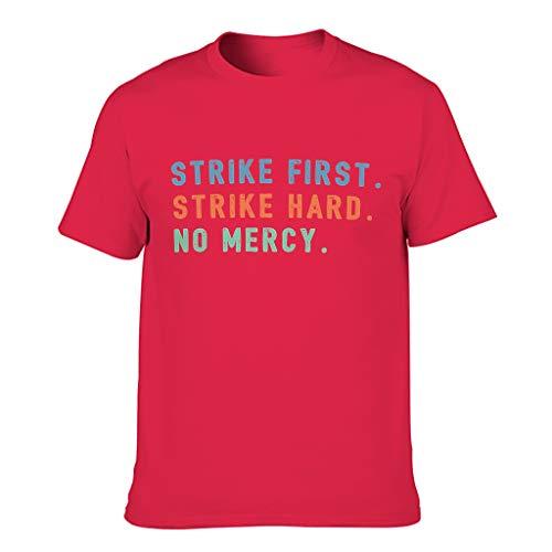 Camiseta sarcástica para hombre Red1 XL