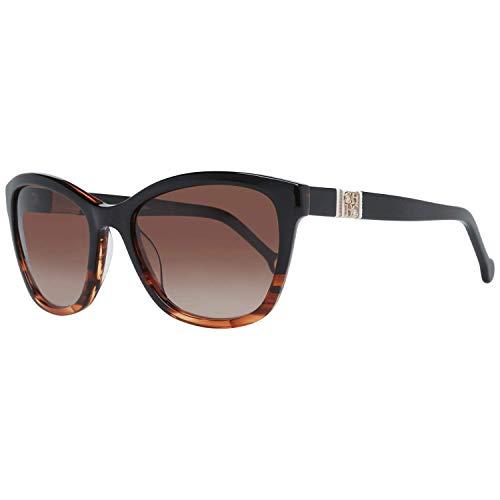 Carolina Herrera SHE698530GEQ Gafas, NEGRO, 53/19/140 para Mujer
