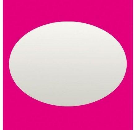 efco Stanzer XL, Oval Motivstanzer, Kern: Metall, pink, 12,5 x 8 x 7 cm