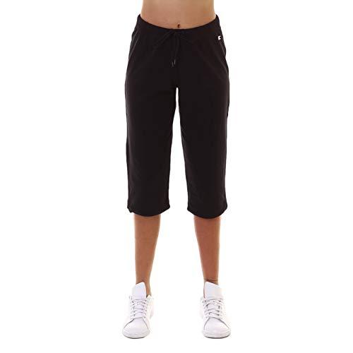 Champion Frauen Jogginghose Leisure (Black Beauty), Größe:S