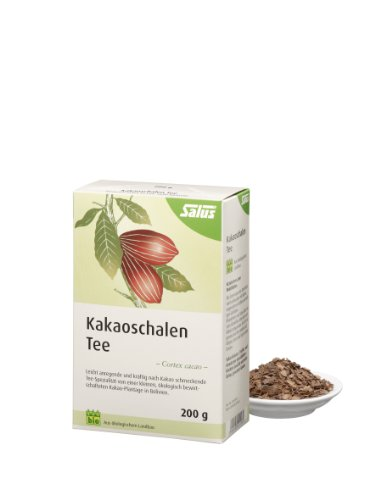 Salus Kakaoschalen-Tee 1 Pack 200g