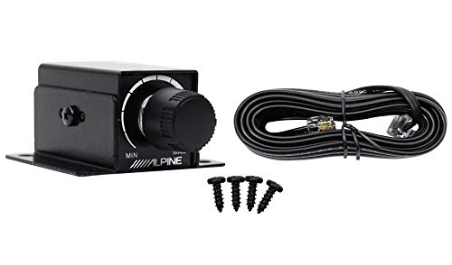 Alpine RUX-KNOB.2 Remote Bass Level Control