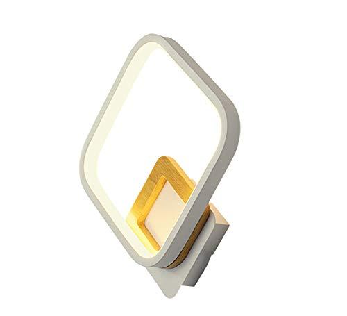 Gemakkelijk Huiskamer Wandlamp, Slaapkamer Gang Restaurant Persoonlijkheid Led Lichten, Scandinavische Stijl,Energiezuinig