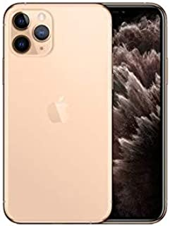 Apple iPhone 11 Pro - 256GB - Network Unlocked - Gold (Renewed)