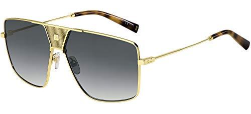 Givenchy Occhiali da Sole GV 7162/S GOLD/GREY SHADED 63/12/145 uomo