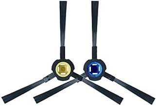 DingGreat Kit Accesorios de Recambio para Ilife V8S V80 X750 X785 Robot Aspirador Repuestos Paquete de 4 filtros 6 cepillos Laterales 4 Trapos de fregona 2 Filtro Primario
