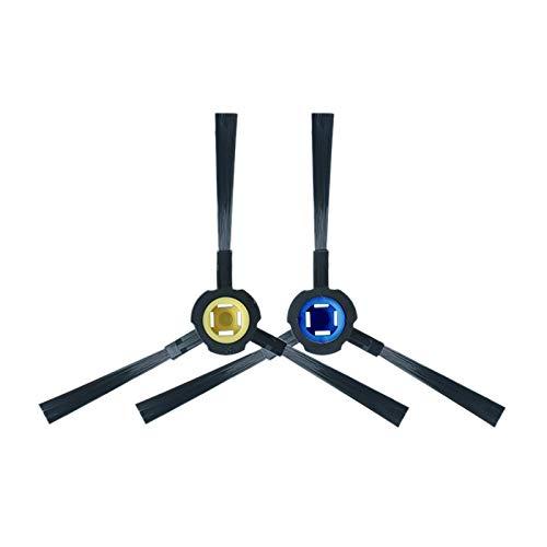 CUHAWUDBA 1 Par De Conjunto De Cepillo Lateral para Ilife X750 V8S V80 V8 Aspiradora Robótica Piezas Hogar