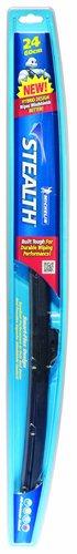 Michelin 8024 Stealth Hybrid Windshield Wiper Blade with Smart Flex Design, 24' (Pack of 1)
