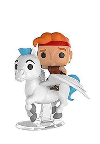 Funko POP! Rides Disney: Hércules: Hércules con Pegaso