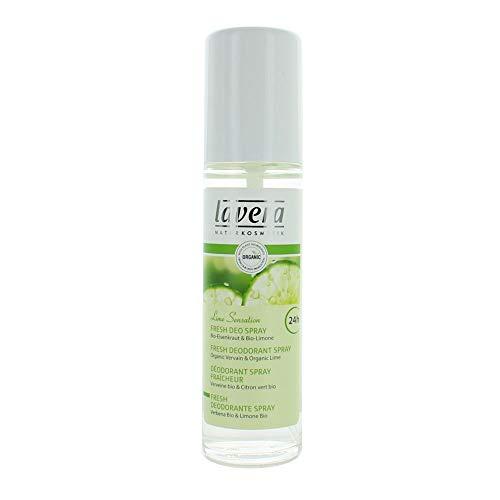 Lavera - Deodorant Spray Fraicheur 75ml Lavera - Verveine Bio Et Limette Bio