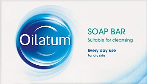 Oilatum Soap Bar for Dry and Sensitive Skin, 100g