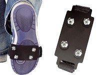 Semptec 1 paire de crampons de chaussures « Easy Fix - Perfect Grip » en taille unique de Semptec