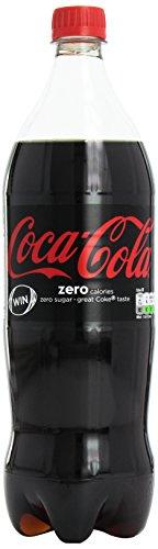 COCA COLA zero botella 1.25 lt