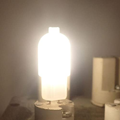 Lampadine G8 Ledg4 Led G4 Lampada Perline Ac12V24V 220V 2835 12D Blanmulum Pc Cream Bianco Copertura Trasparente Bianca-Luce Calda Ac220V_Copertura Trasparente-2W