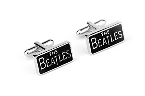 Gudeke British Rock Band The Beatles Cufflinks Groupe de rock Boutons de manchette