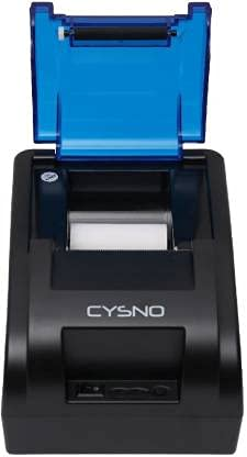 Techleads BIS 58mm Bluetooth + USB POS Mobile Billing Kiosk Receipt Smart Printer (1 Year Warranty) New Updated Model