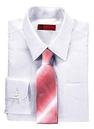 à la mode Cravate en soie En Rouge - rouge, Homme, 1