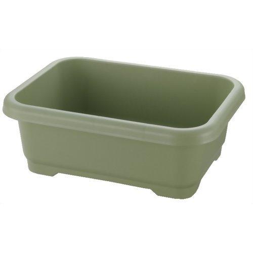 リッチェル 緑のやさいプランター 40型 400×300×145H グリーン