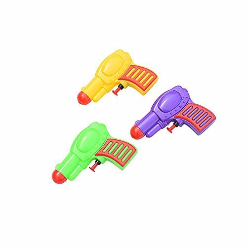 LAMCE Pistolas de Agua para niños, poderosas Pistolas de Agua para niños, niñas, niños, Verano, Piscina, Playa, Juguetes de Lucha contra el Agua al Aire Libre