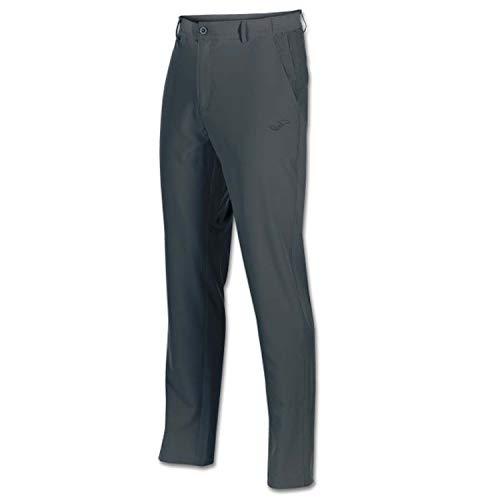 Joma – Pantalon Long Passerelle Gris pour Homme