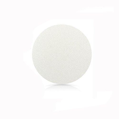 8 Pcs Air Cushion Sponge Core Maquillage Sponge Powder Puff pour BB CC Cream Liquid Foundation DIY (Blanc)