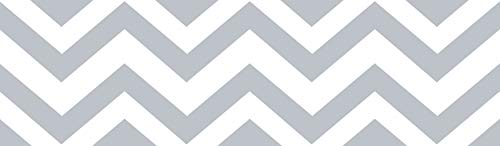 Sweet Jojo Designs Gray And White Chevron Zig Zag Modern Wall Paper Border Buy Online In Cayman Islands At Desertcart Com Productid 53496655