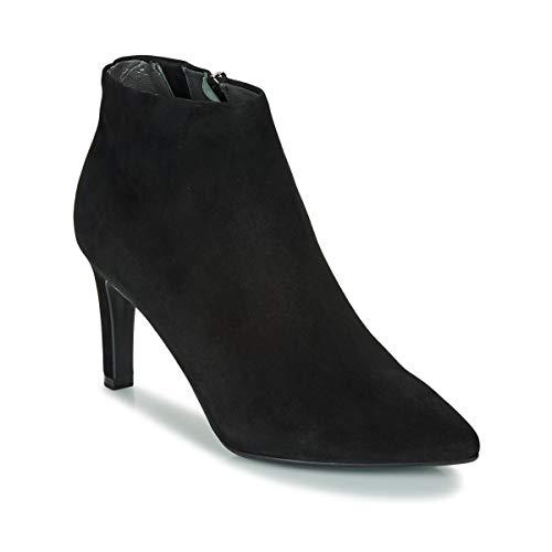 PETER KAISER UMA Enkellaarzen/Low boots dames Zwart Enkellaarzen