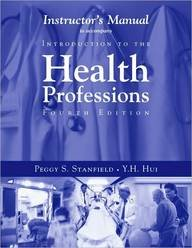 Im- Intro to Health Professions 4e Instructor's Manual