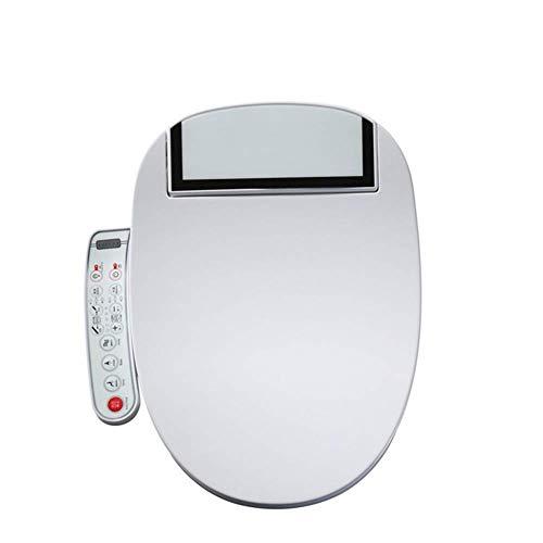 N/Z Equipo para el hogar WC Cubierta de Asiento de Inodoro Inteligente Bidé Asiento de Inodoro electrónico Calefacción del hogar Asiento de Inodoro Control Remoto Limpieza automática